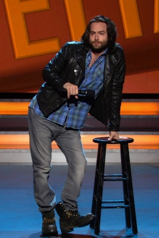 Chris D'Elia height and weight