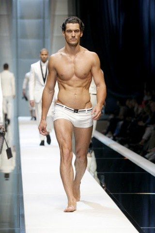 David Gandy Height – Weight