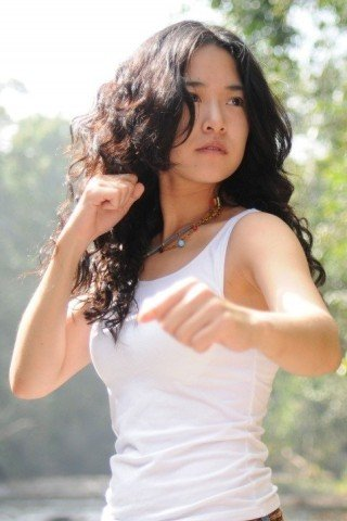 JeeJa Yanin height and weight