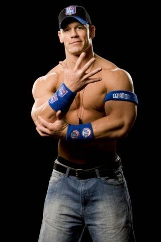 John Cena height and weight