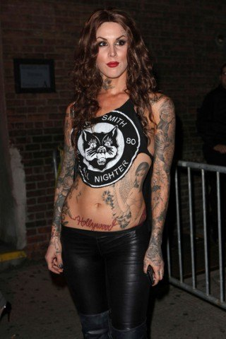 Kat Von D height and weight