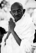 Mahatma Gandhi height and weight