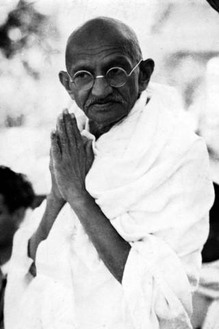 Mahatma Gandhi height and weight