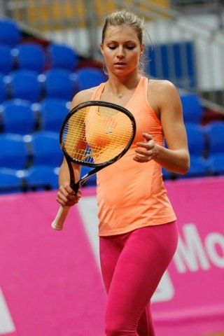 Maria Kirilenko Height – Weight