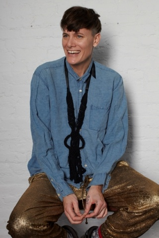 Casey Legler (female) height and weight