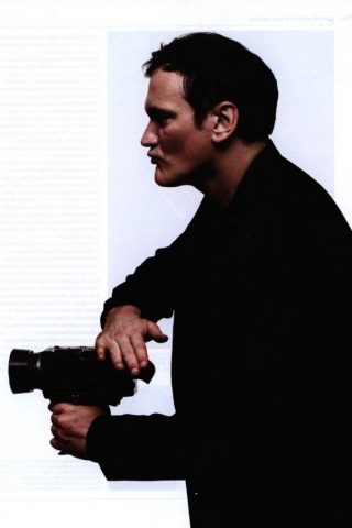 How tall is Quentin Tarantino? How much does he weigh?