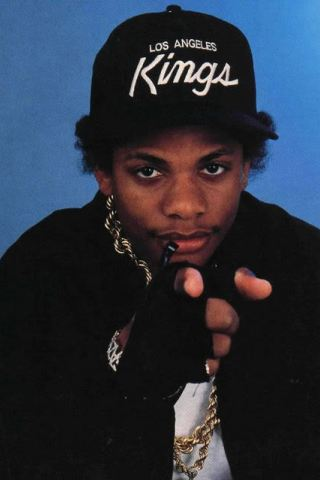 Eazy-E height and weight