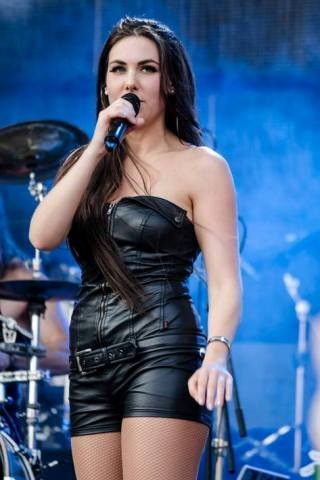 Elize Ryd height and weight