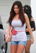 JWoww height and weight