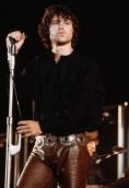Jim Morrison height and weight