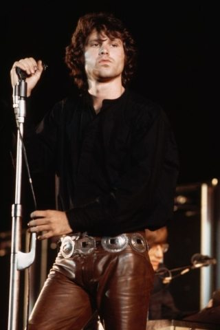 Jim Morrison Height Weight