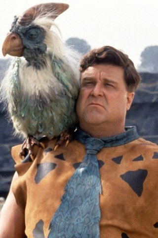 John Goodman height and weight
