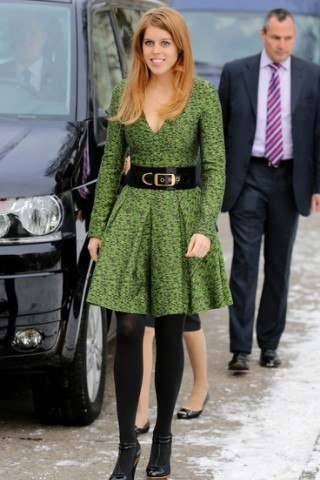 Princess Beatrice of York Height, Weight