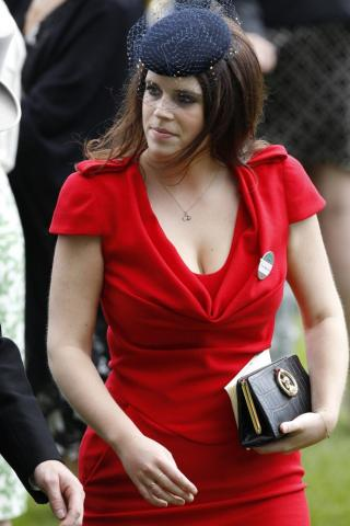 Princess Eugenie of York Height, Weight