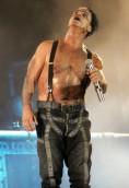 Till Lindemann height and weight