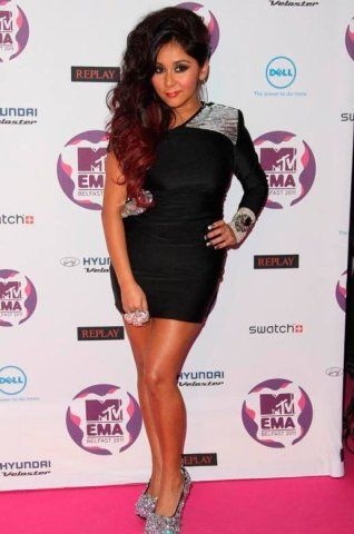 Snooki height and weight