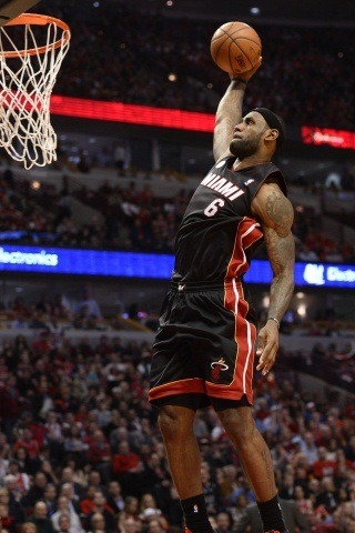 LeBron James Height, Weight