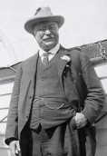 Theodore Roosevelt height and weight
