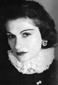 Coco Chanel height and weight