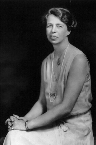 Eleanor Roosevelt height and weight