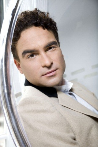 Johnny Galecki height and weight