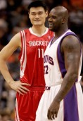 Yao Ming height and weight
