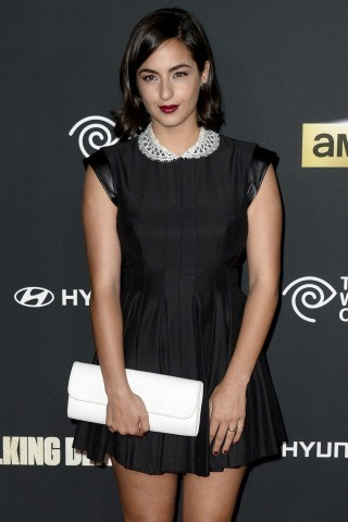 Alanna Masterson height and weight