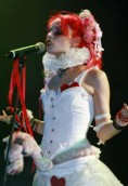 Emilie Autumn height and weight