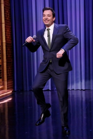 Jimmy Fallon height and weight