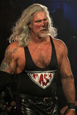 Kevin Nash height