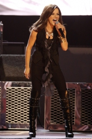 Martina McBride Height - Weight
