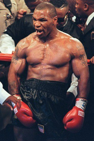 Mike Tyson Height