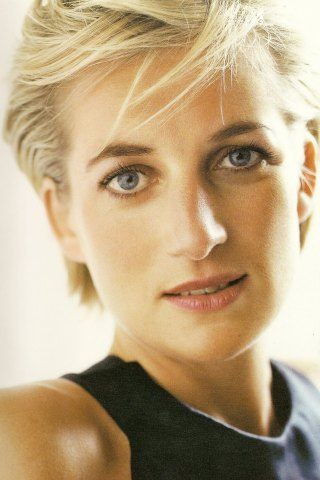 Princess Diana height and weight