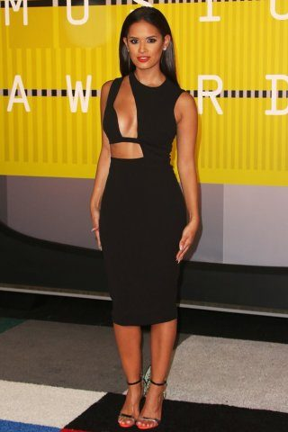 Rocsi Diaz height and weight