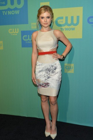 Rose McIver height and weight