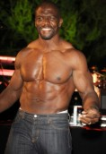 Terry Crews height and weight