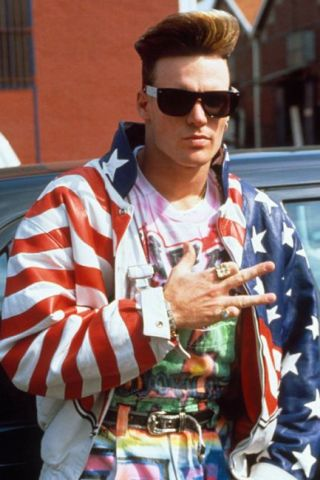 Vanilla Ice Height - Weight