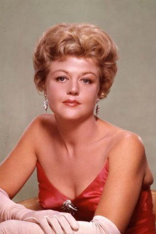 Angela Lansbury height and weight