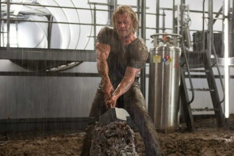 Chris Hemsworth Height – Weight
