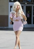 Courtney Stodden height and weight 2017