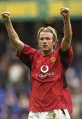 David Beckham height and weight