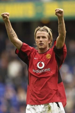 David Beckham Height – Weight