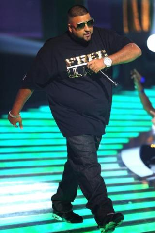 DJ Khaled height and weight
