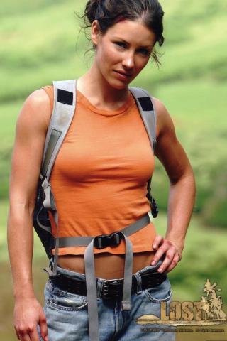 Evangeline Lilly Height – Weight