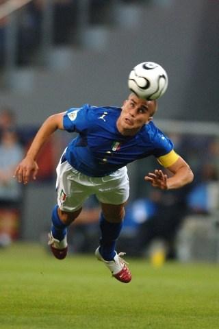Fabio Cannavaro Height – Weight