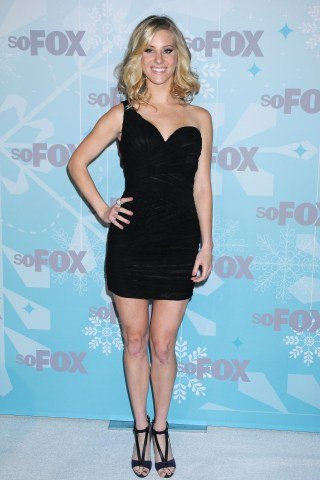 Heather Morris height and weight