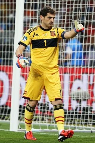 Iker Casillas Height – Weight