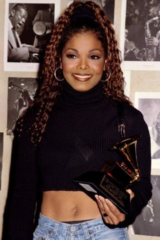 Janet Jackson height and weight
