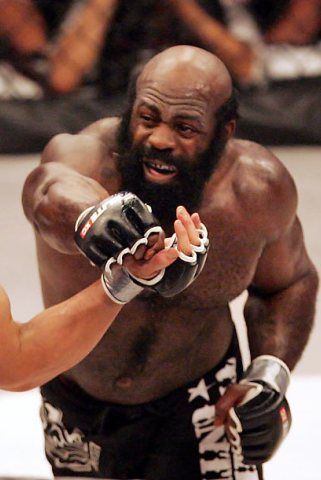 Kimbo Slice Height - Weight