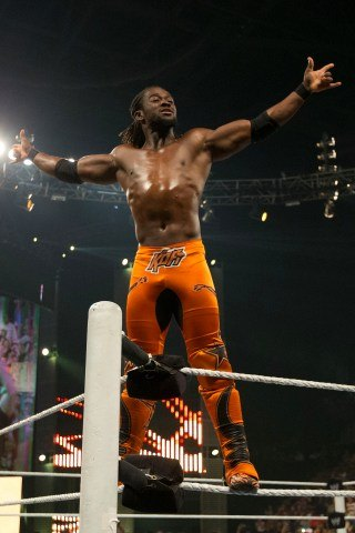 Kofi Kingston height and weight
